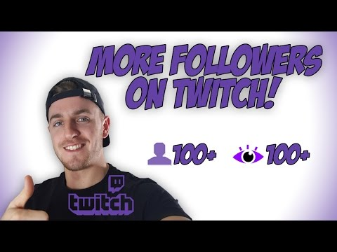 How To Get More Followers/Viewers On Twitch Using Auto Host!