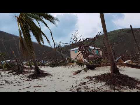 Soggy Dollar White Bay Hurricane Irma 2017