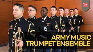 Army Music Trumpet Ensemble - Dürrenhorn Passage