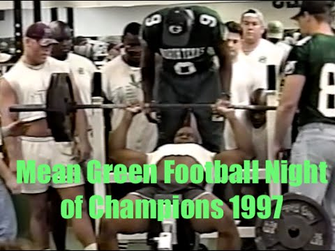 Mean Green Night Of Champions 1997