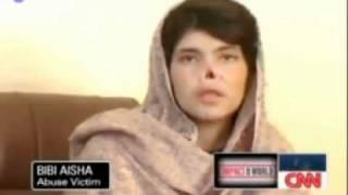 Aurat ke naak or kaan kaat diye afghan muslim.flv