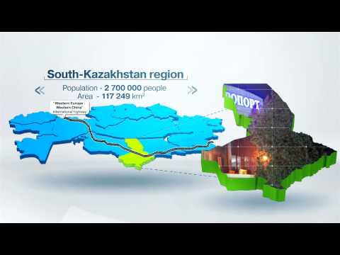 Invest in South Kazakhstan region