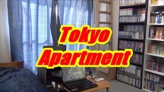 My $700 Tokyo Apartment and Neighborhood Tour - KidShoryuken