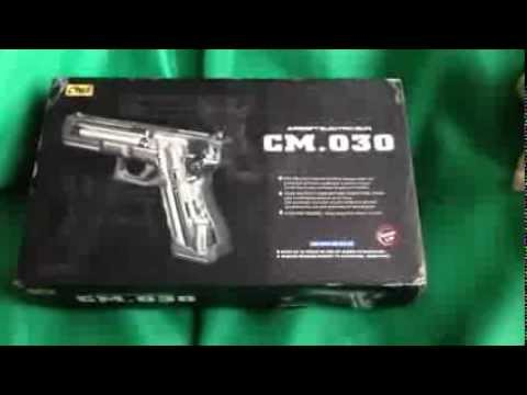 Recensione pistola elettrica cyma professionale youtube for Parkside pistola sparapunti elettrica