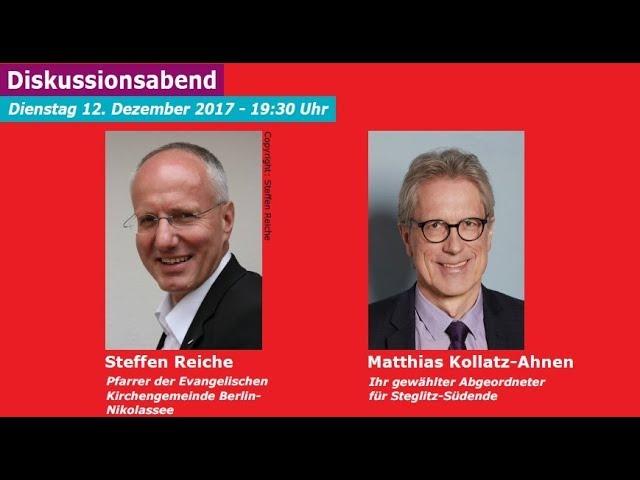 Der Rote Tisch #13 - Steffen Reiche (Wendezeit & Gründung der SDP)