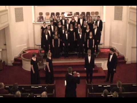Ollie Brown -- USD Chamber Singers