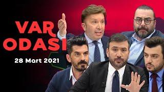 Türk futbolunda hala FETÖ var mı? - Ertem Şener ile VAR Odası - 28 Mart 2021