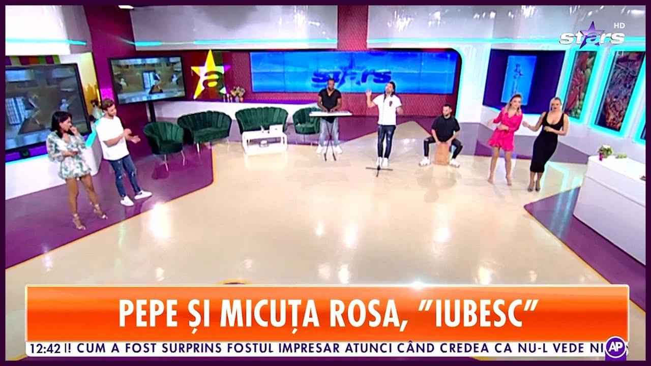 Pepe - Iubesc (feat. Theo Rose si Alessandra) (STAR Matinal de Weekend / ANTENA STARS) 🔥