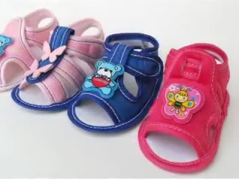 210303ca1 Kids Special baby Booties   Sandals. - YouTube