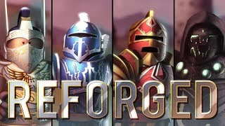 Medieval Warfare Reforged Roblox  How to find Rare Ores (WORKS)