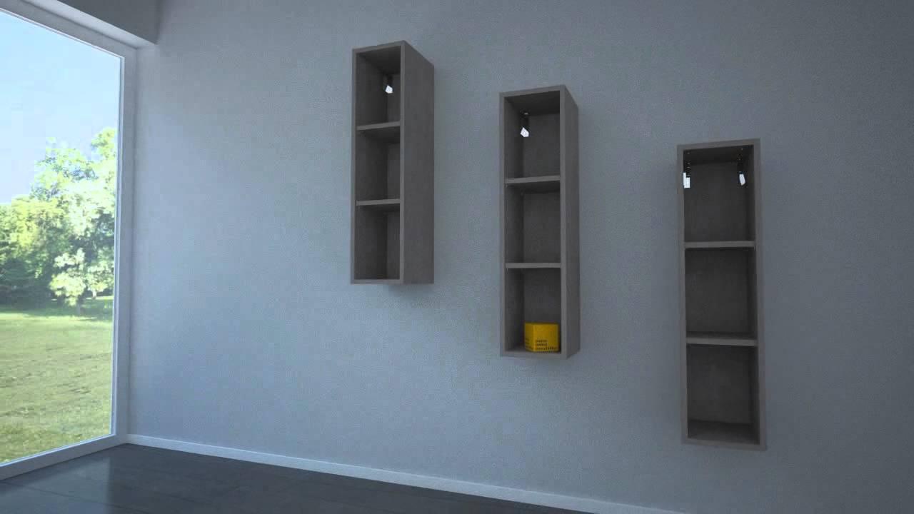 Meine Möbelmanufaktur hängeregal nach maß in betonoptik meine möbelmanufaktur