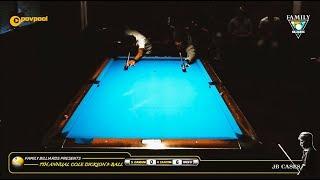 #2 - Shan DAMANI vs Harold CAJUCOM / 7th Annual, Cole Dickson 9-Ball Memorial Tournament