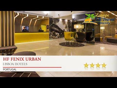 HF Fenix Urban - Lisboa Hotels, Portugal