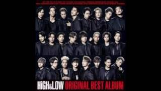 GENERATIONS from EXILE TRIBE RUN THIS TOWN cover