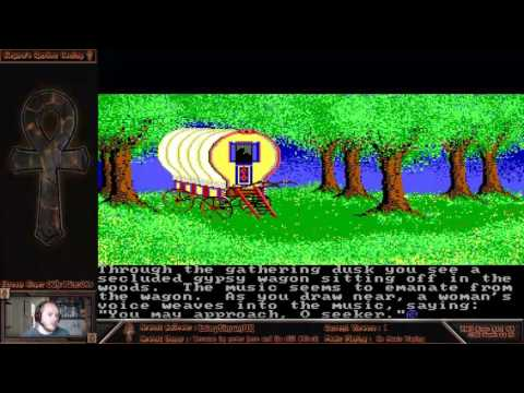 Ultima IV: Quest of The Avatar - Part 0 (Intro)