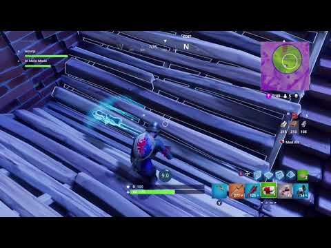Old Scar Sound With Old Victory Music And Snowball Launcher (Fortnite Battle Royale )