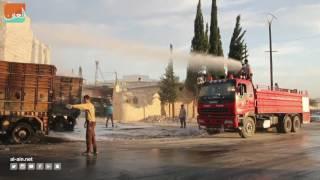 سياسة  بالفيديو... تفاصيل قصف قافلة إنسانية في ريف حلب