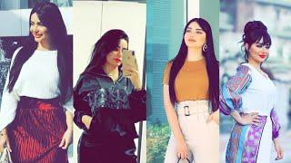 اجمل اطلالات مقدمة البرامج العراقية هيفاء حسوني على اغنية حبيب قلبي المحترم ❤