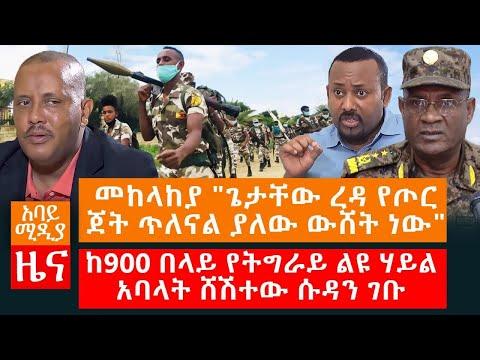 Abbay Media Daily News November 9,2020 አባይ ሚዲያ ዕለታዊ ዜና Ethiopia News Today
