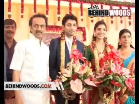 Vasanth Rishitha Wedding Reception Part 1