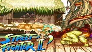 Street Fighter II Champion Edition (ARCADE CPS1) M.Bison Playthrough (FULL GAMEPLAY)