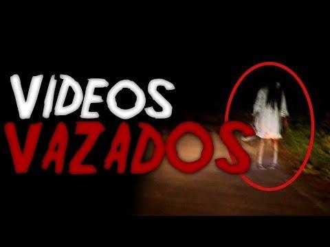 5 VIDEOS VAZADOS DE FANTASMAS MAIS ASSUSTADORES DE JUNHO