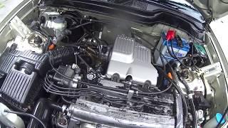 Мыть мотор не страшно а нужно!