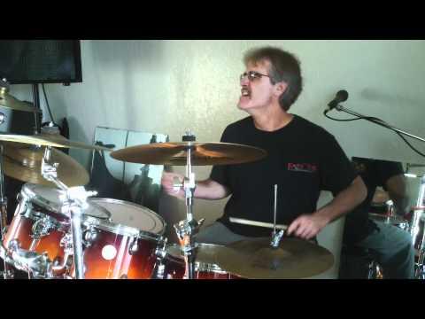 floor tom double bass sound
