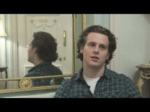 Deathtrap Glee Music London - Interview with Jonathan Groff - The Loft