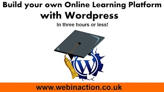 Wordpress for eLearning - Introduction