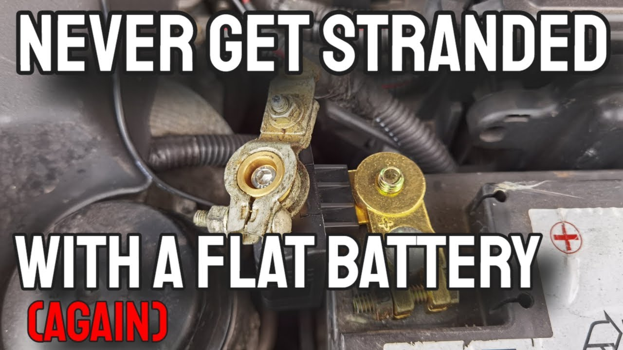 Using and fitting a battery discharge guard - Never be stranded with a flat battery again!