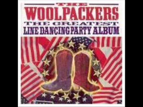 The Woolpackers TEXAS SATURDAY NIGHT