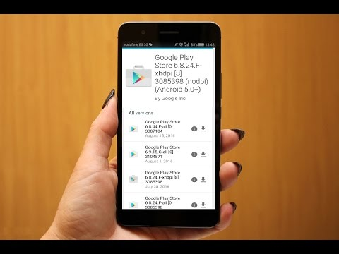 How To Download & Install Google Play Store For Android Phone & Tablet