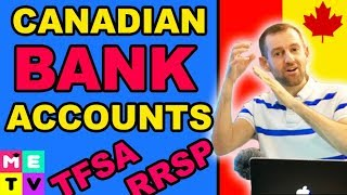 CANADIAN BANK ACCOUNTS (For Immigrants)