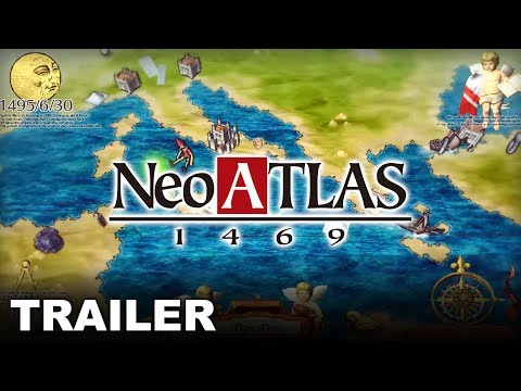Neo ATLAS 1469 - A Guide to Mapmaking (Nintendo Switch) thumbnail