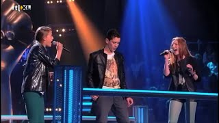 Gambar cover Esmee Vs Dani Vs Marly - Need You Now | The Battle | The Voice Kids