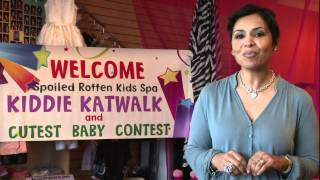 Spoiled And Rotten Kids Spa Presents Kiddie KatWalk Hosted By Allis...