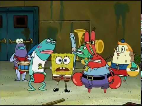 Spongebob Squarepants - Big Meaty Claws