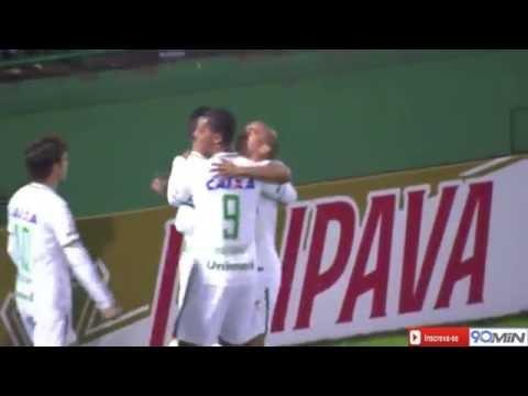 Chapecoense 1x1 Atlético Paranaense Melhores Momento - Copa do Brasil - 27/07/2016