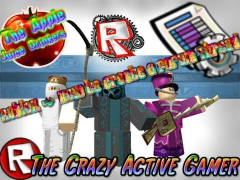 Roblox ➜ How to create a Forum Thread 2013 July ✔