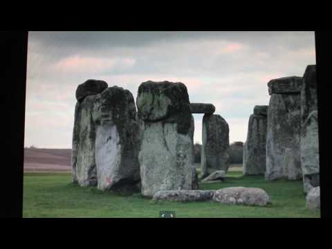 Uneven quality suggests builders of Stonehenge didn't CARVE the stones!