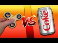 9999MPH FIDGET SPINNER VS SODA CAN mp3