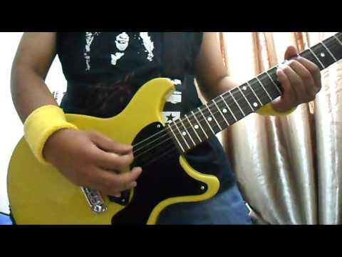 Johnny Thunders   Pirate Love Short & Without Outro (Guitar Cover)