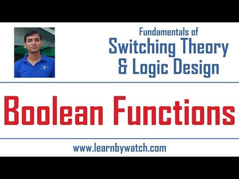 Boolean Functions by Raj Kumar Thenua (Hindi / Urdu)