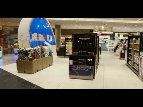 Heinemann Duty Free Shopping on 4.000 square metres at Oslo Arrivals