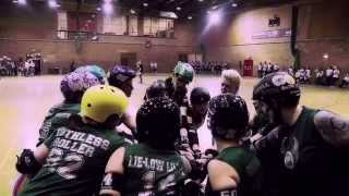Manchester Roller Derby Bout Promo. Be There!