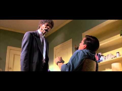 Pulp Fiction - Jules and his Bible Verse