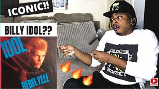 CAUGHT ME OFF GUARD!! | Billy Idol - Rebel Yell (Official Music Video) REACTION!!