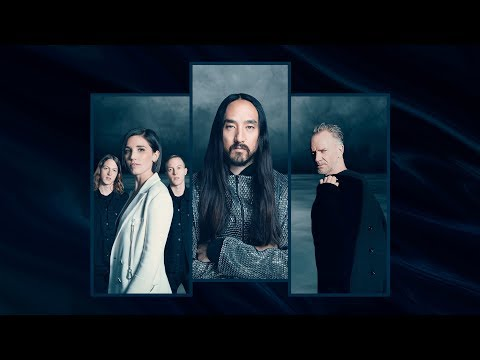 Steve Aoki, Sting & SHAED - 2 In A Million