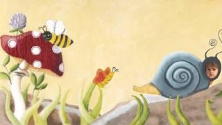 DVD Personnalisé Le Jardin Enchanté - Version garçon pour Sacha